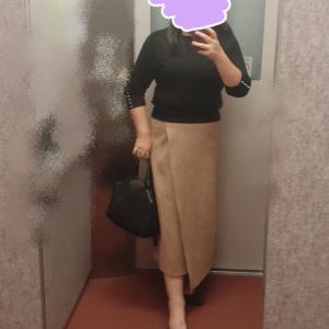 好きなスカートが穿けるシーズン到来