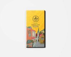 妄想デザイン「チョコレートのパッケージ」