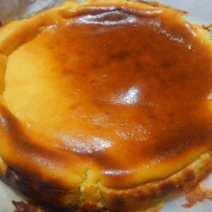バル風?米粉のチーズケーキ。