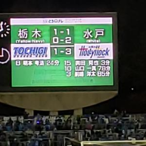 第35節 vs 水戸ホーリーホック(グリスタ)<その1>