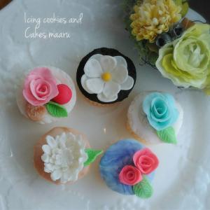 【2月16日(日)】KEC梅田本校にてフラワーカップケーキのレッスンを開催します♪