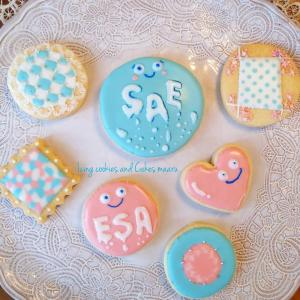 お誕生日のお祝いに。没頭できる至福の時間に。様々に楽しめるアイシングクッキーレッスンです。