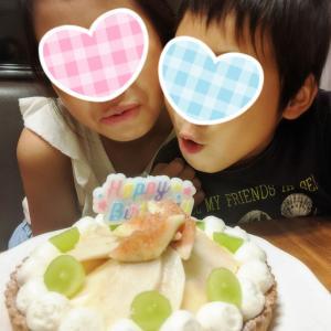娘の11歳のお誕生日プレゼントはケーキとあつ森♪