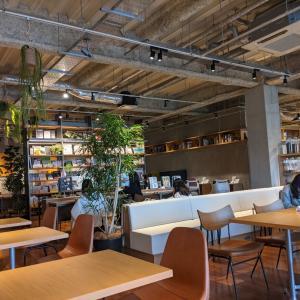 TSUTAYA牧野高校前店のカフェラウンジのご紹介