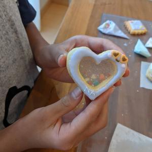 【レッスンレポート】アイシングクッキー親子レッスンを開催しました