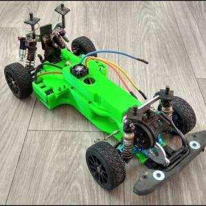 【TAMIYA XV-01 3D Printer】
