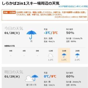 【天気は...】
