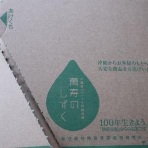 沖縄生まれの青パパイヤ発酵健康飲料【萬寿のしずく】