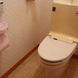 私のこだわり トイレは雑巾で掃除する