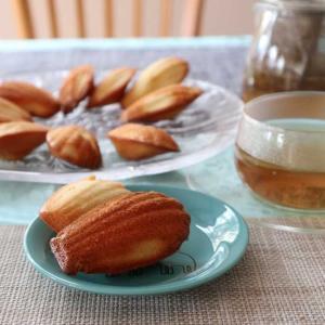 ティータイムは手作り焼き菓子で!