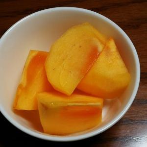 残り柿の功罪