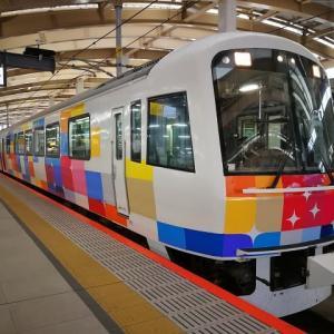 久しぶりの運行 485系電車700番台