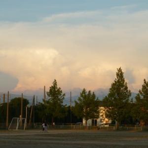 巨大鉄床雲