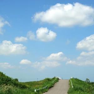 雲を追いかけて