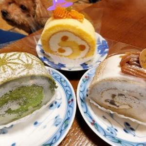 #6811 pâtisserie 雪乃下のロールケーキ