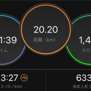 京都一周トレイル 東山コースレポ