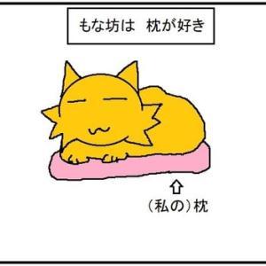 枕は誰のもの