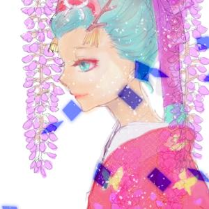 日本髪ぎんこ
