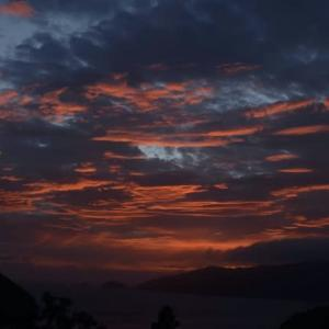 軽くロケハンのつもりが、神がかった夕焼けに遭遇!