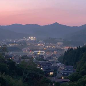 女川のまちを俯瞰できるお気に入りの場所 〜女川ぐらし 2021.6.8 PM7:12〜