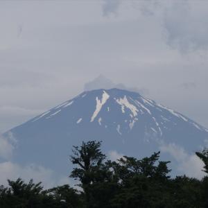 久々の富士山 ツー