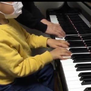 絶対音感プログラム(5歳R君)
