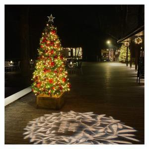 素敵な素敵な軽井沢のクリスマス