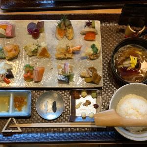 京都☆フォトジェニックな手織り寿司