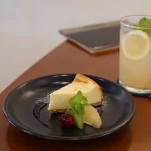 上田市☆ほっとするおしゃれなカフェでチーズケーキ