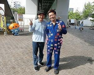 「サカハロ大道芸フェスティバル2019」…若宮広場で「3ガガヘッズ」!