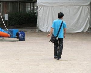 「サカハロ大道芸フェスティバル2019」…矢場公園まで…「追っかけ??!!」…笑…サンキュー手塚さん!!