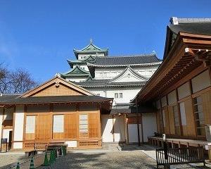 何度も行ったことのある名古屋城で初めて足を踏み入れた…湯殿書院と黒木書院と西南隅櫓と…