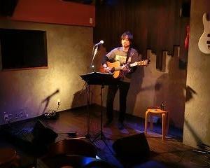 2020冬…りとるびれっじで鎌田ひろゆきさんのレコ発ライブ…「「あれから、僕らは…」…前篇