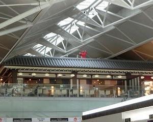 """2020冬…中部国際空港セントレアで「空港音楽祭」…スギテツが出演された「セントレア新年""""交""""演会」"""