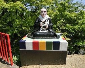 五色園にて…親鸞聖人…以外のコンクリ像を巡る旅…