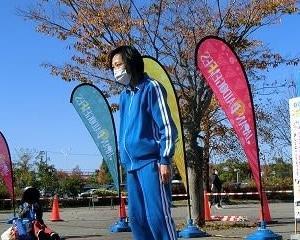 2020秋「あいち健康の森」で「日本大道芸フェスティバル」初日…イベント広場で加納真実さん!