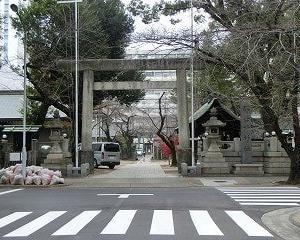 那古野と書いて「なごや」と読む…那古野神社を参拝する!