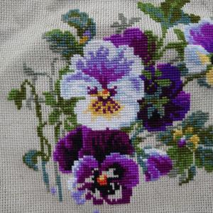 The Bunch of Pansies(3)