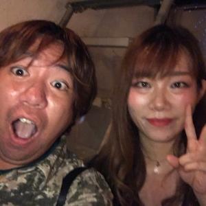 中野加奈子を観に幸運宴☆