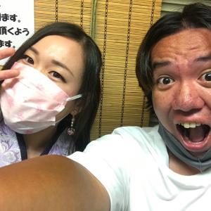 久々のアイドルイベントで福田りん