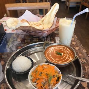 インド料理と共に心の呟き
