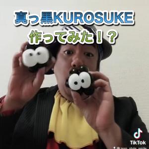 TikTok 真っ黒KUROSUKEのバルーン作ってみた!?