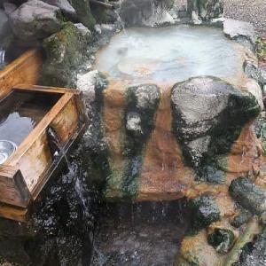 平湯温泉へ~