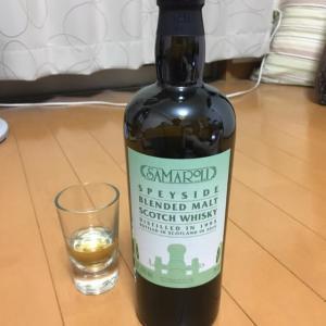 Speyside Blended Malt Scotch Whisky 1995 45% サマローリ