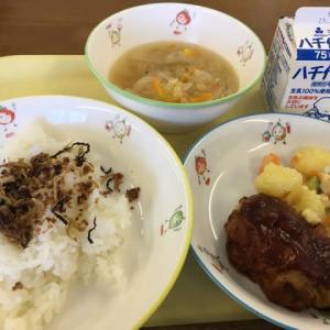 【中学校の給食試食会】✨