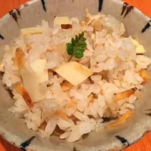 【筍掘り&「筍と桜海老炊き込みご飯」】✨