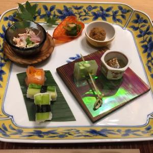 【奥湯河原温泉「山翠楼」の和食会席料理&朝食】✨