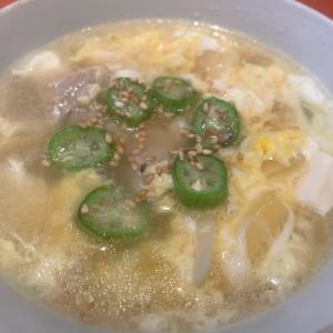 【大きな冬瓜✨「卵ふんわり冬瓜スープ」】