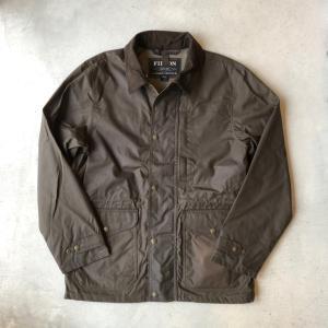 FILSON / Cover Cloth Mile Marker Coatが入荷!!