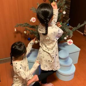 2019年クリスマス準備